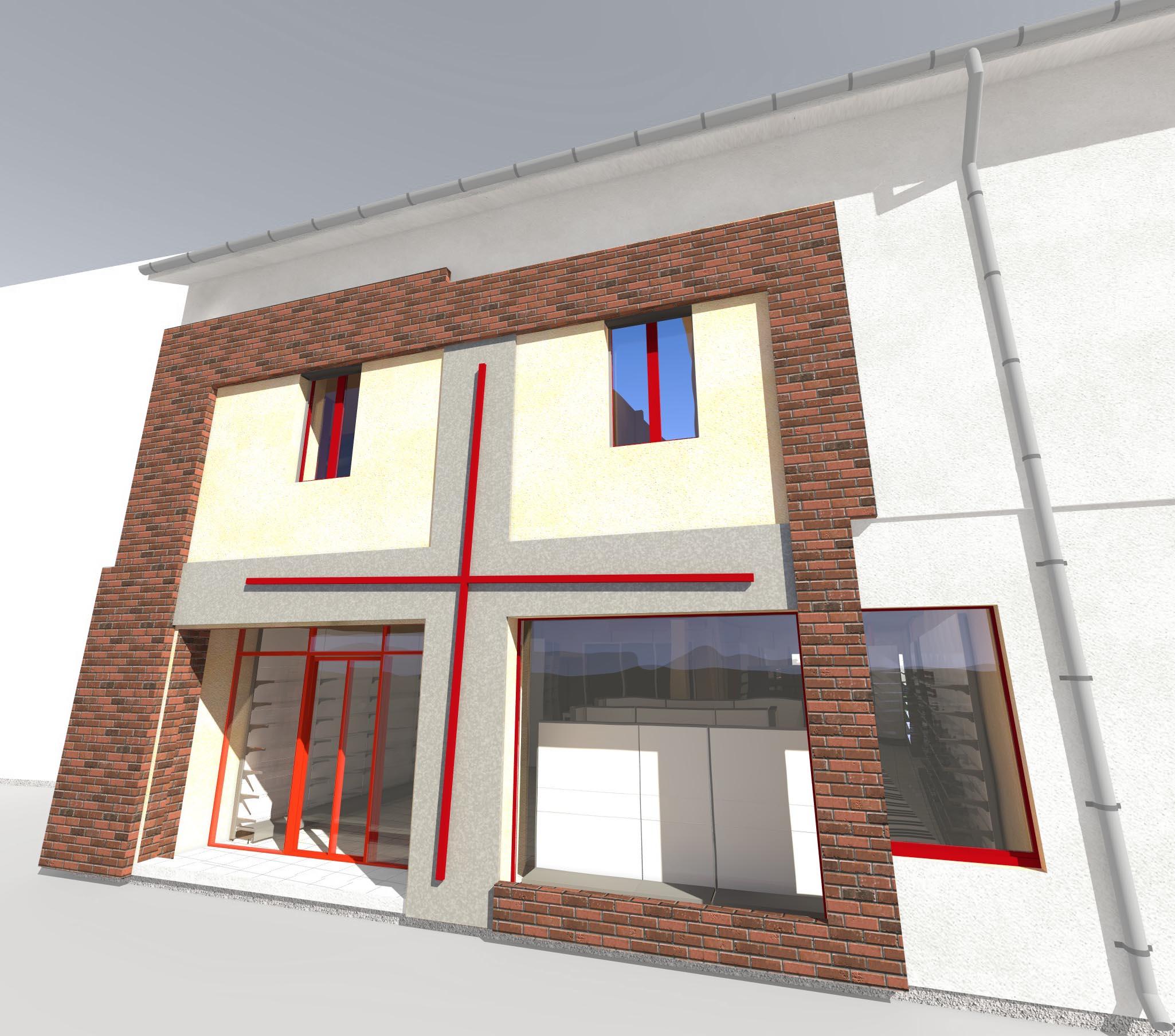 Architecture commerciale archiloft for Architecture commerciale definition